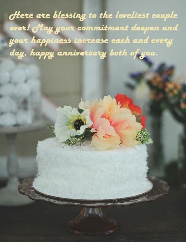 Marriage Anniversary Beautiful Cake Wishes Sayings Marriage Anniversary Cake Happy Anniversary Cakes Anniversary Cake