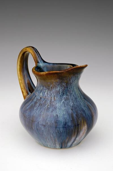 Bill Campbell Pottery.  One of my favorites!
