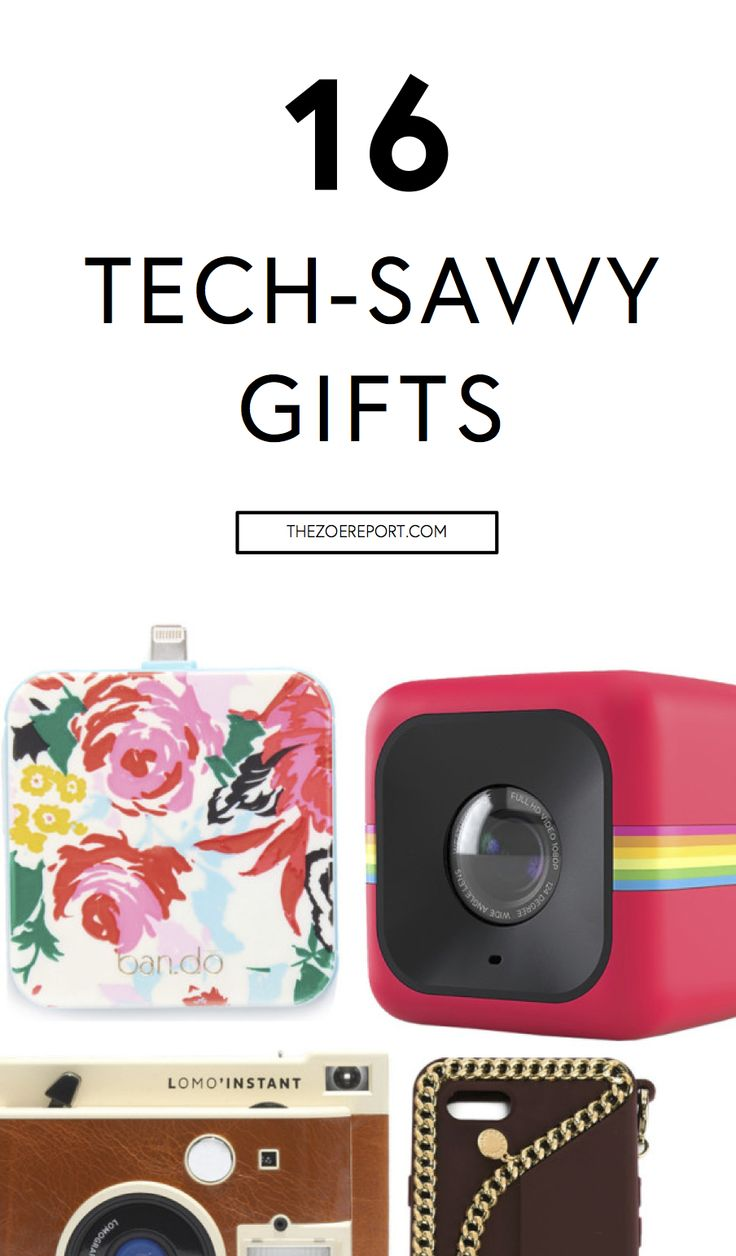 The prettiest gadgets to gift
