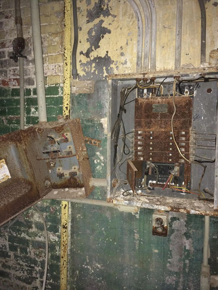 17 best ideas about fuse panel electric box fuse panel in an abandoned 1940 s generator house ft zachary taylor key west fl