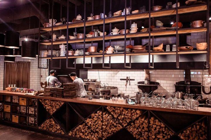 Lucky Luciano Restaurant by Seventh Studio, Kiev – Ukraine » Retail Design Blog