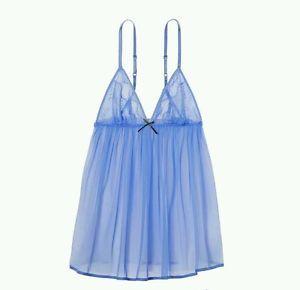 Victorias-Secret-Nightwear-Babydoll-size-M-10-Valentine-039-s-day-gift