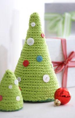 Free Crochet Christmas Tree Pattern