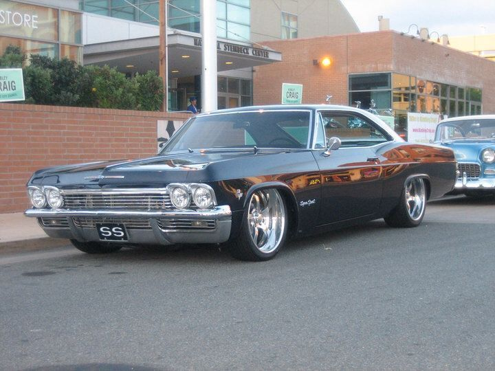 Muscle Cars Forever Chevrolet Impala 1965 Chevy Muscle Cars Impala