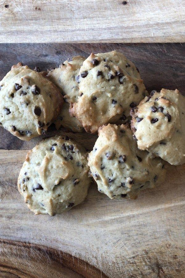 Sour Cream Chocolate Chip Cookies Recipe Sour Cream Cookies Sour Cream Recipes Chocolate Chip Cookies