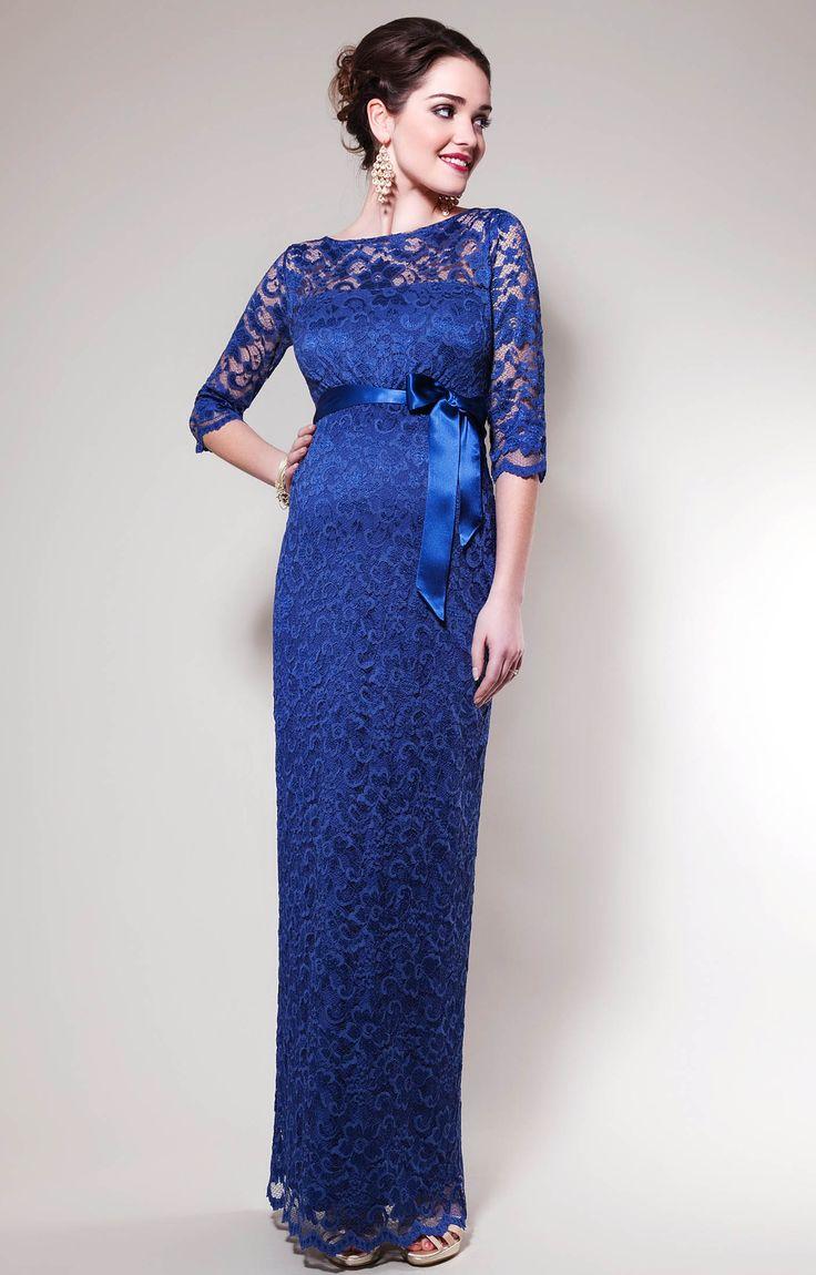 Lace dress no lining on uterus
