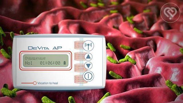 ΒΙΟσυντονίΖΩ - VIOsintoniZW: Πρόγραμμα της συσκευής DeVita Ap Base: Κατά του ελ...