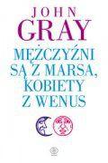 Okładka książki Mężczyźni są z Marsa, kobiety z Wenus