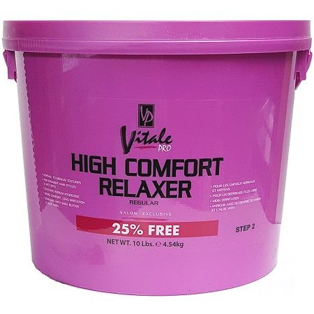 Vitale Pro High Comfort Relaxer - Regular 10 Lbs $35.95   Visit www.BarberSalon.com One stop shopping for Professional Barber Supplies, Salon Supplies, Hair & Wigs, Professional Product. GUARANTEE LOW PRICES!!! #barbersupply #barbersupplies #salonsupply #salonsupplies #beautysupply #beautysupplies #barber #salon #hair #wig #deals #sales #Vitale #Pro #High #Comfort #Relaxer #Regular