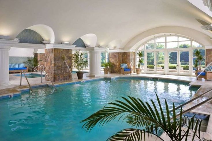 Residential Indoor Pool Designs