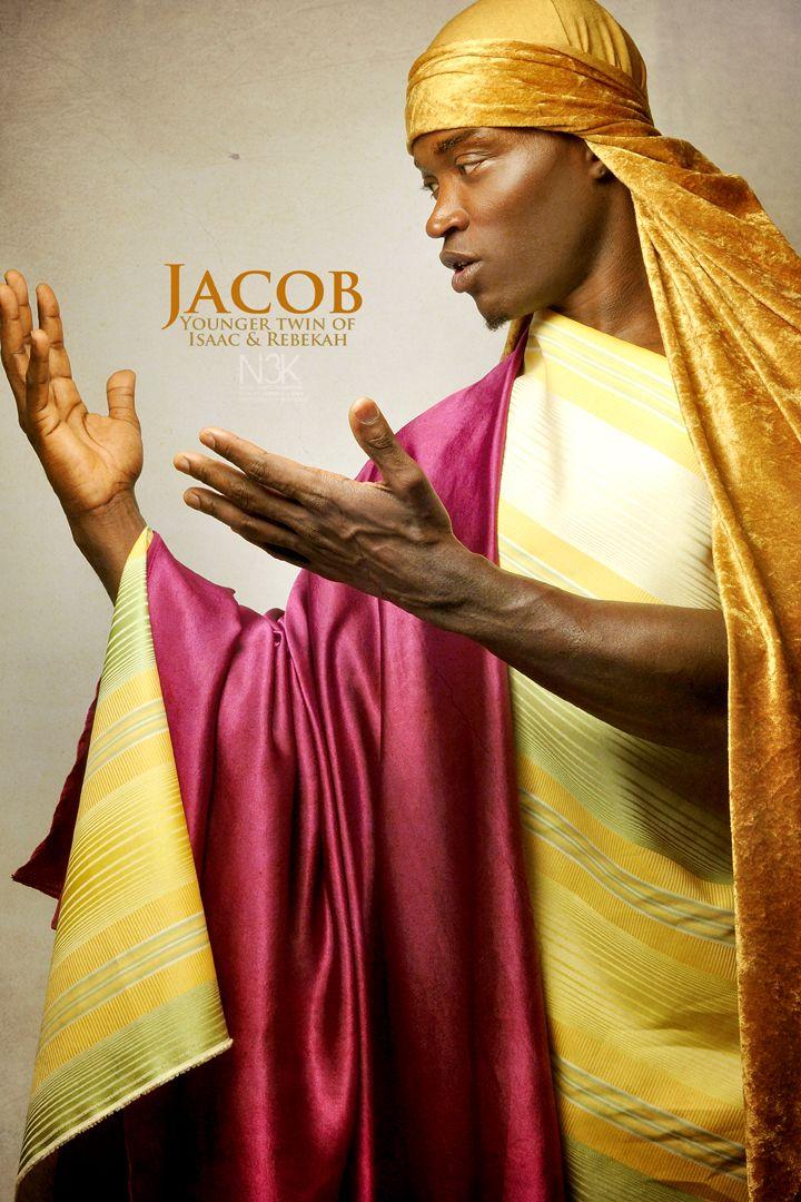 """Jacob: Noir Bible"" by International photographer James C. Lewis"