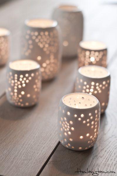 Christmas candles decor #christmas #christmasdecor