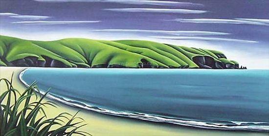 Coastal Breeze by Diana Adams for Sale - New Zealand Art Prints