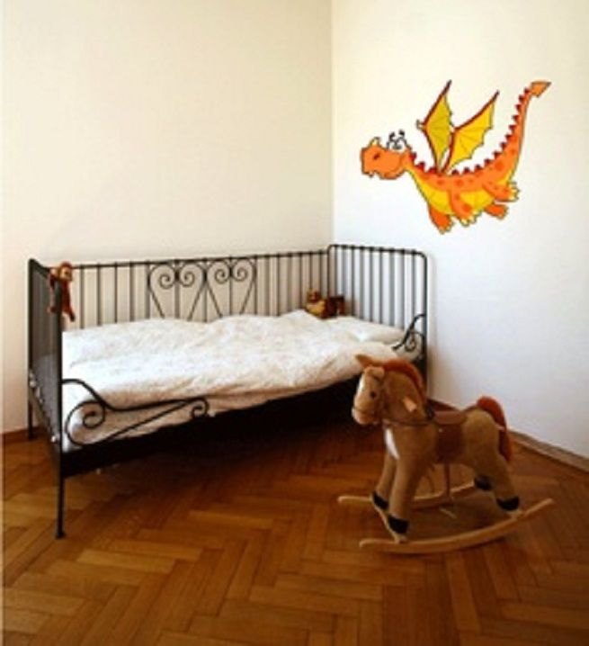 7 best Wall Decor images on Pinterest | Baby dragon, Nursery and ...