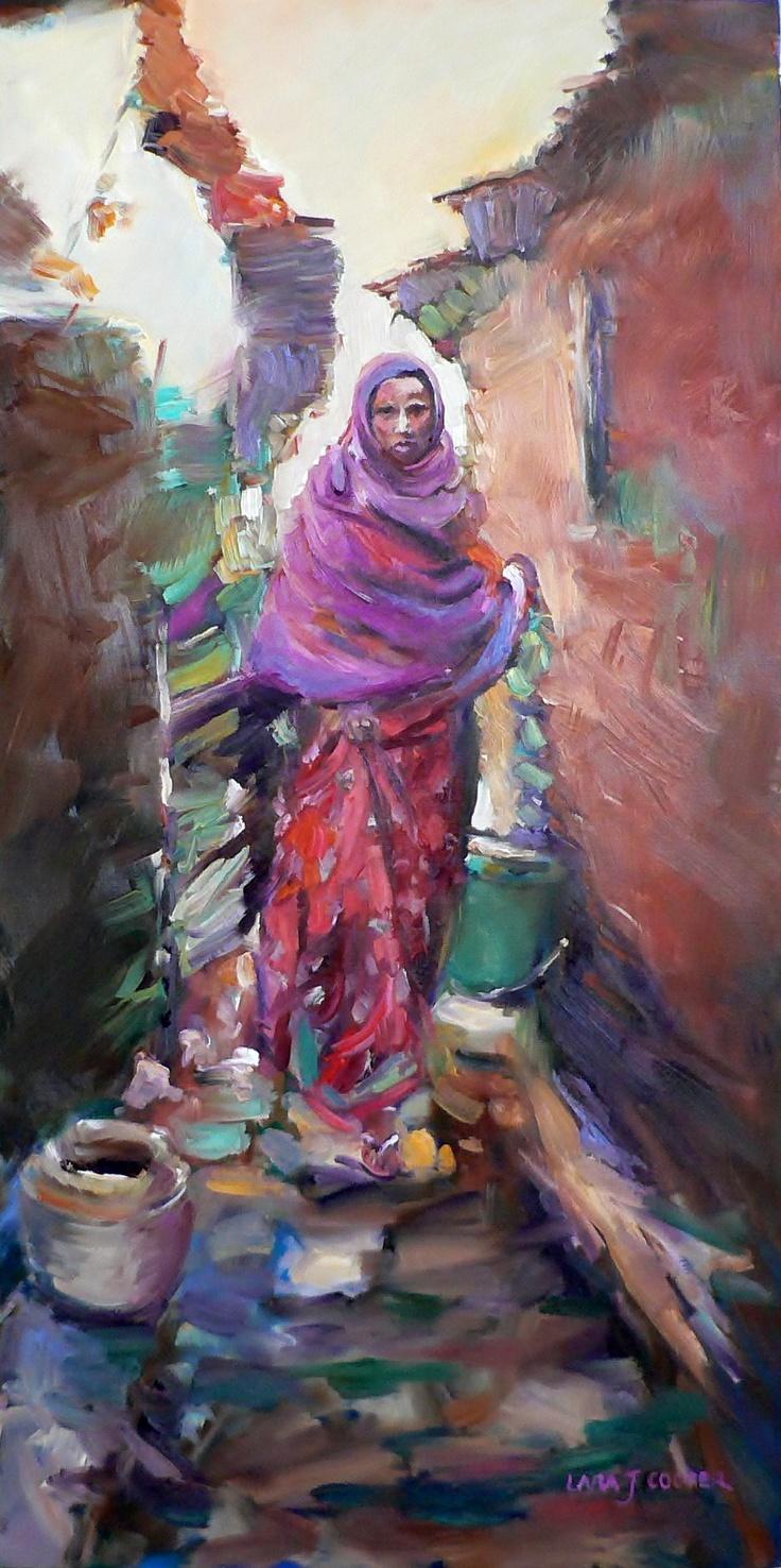 Oil Painting | Lara Cooper