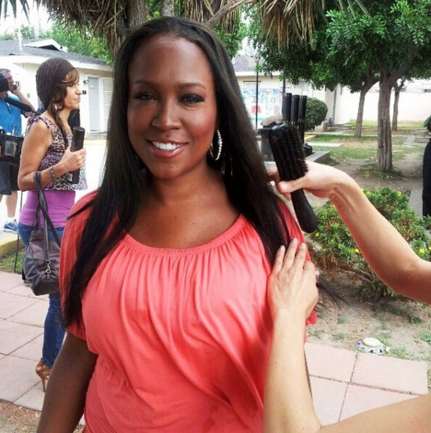 "Maia Campbell To Appear on ""Iyanla: Fix My Fallen Star"""