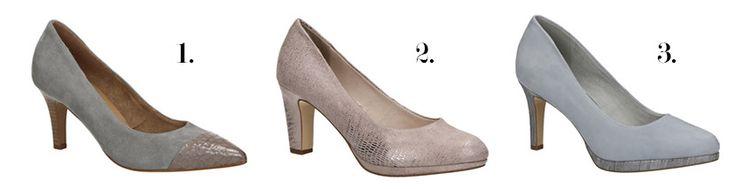 bruiloft welke schoenen trek ik aan: pumps