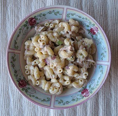 Pasta Salad Recipes, Tuna Pasta Salads, Food, Easy Tuna Pasta Salad ...