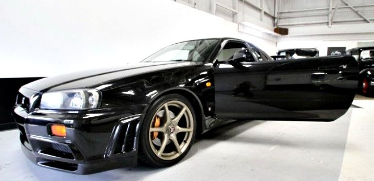 Brand New 1999 Nissan Skyline GT-R R34 for Sale in California !!