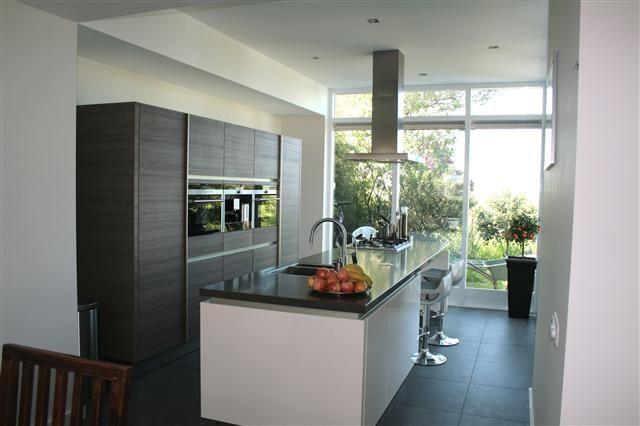 Keukenontwerp Siematic en verbouwingsplan Woerden | Huis & Interieur