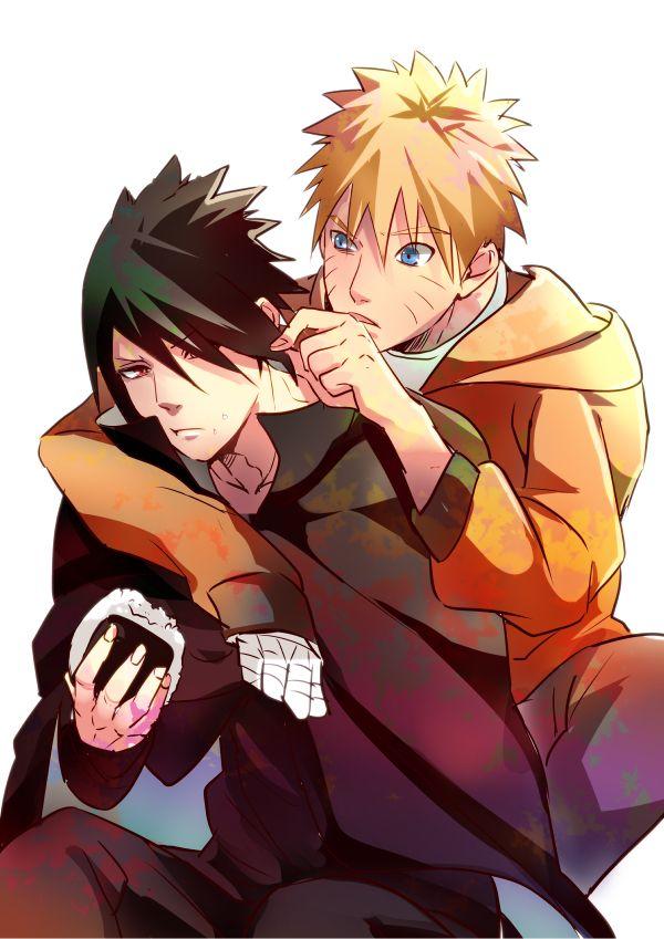 Uzumaki Naruto,Uchiha Sasuke