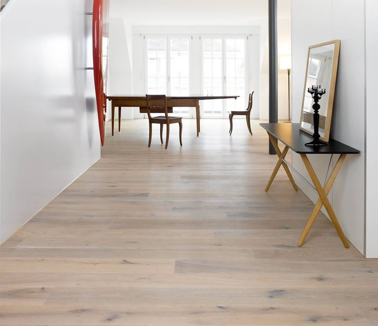 Element 7 |  exceptionally engineered wide plank floors | Country Oak - white oil - brushed