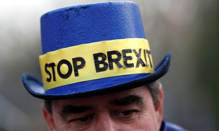 Brexit: Britons favour second referendum by 16-point margin – poll | Politics | The Guardian