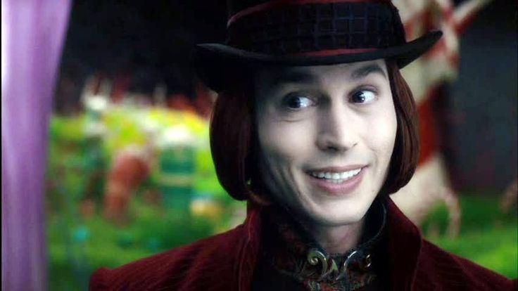 Johnny Depp Teeth Willy Wonka Photos willy wonka smile