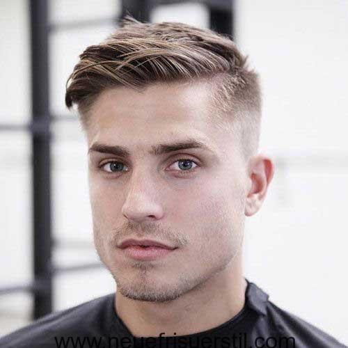 Einfache Frisur Idee Männer Frisuren Manner Frisuren