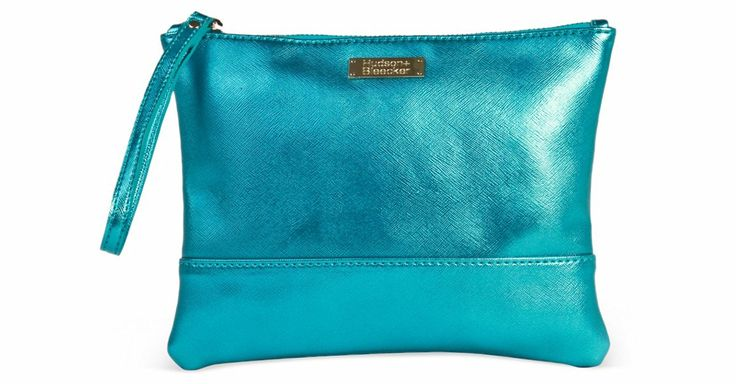 Northern Lights Pochette, Aqua