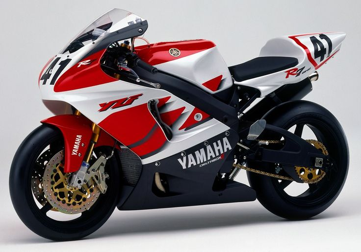 Yamaha R7. (Click on photo for larger image.)