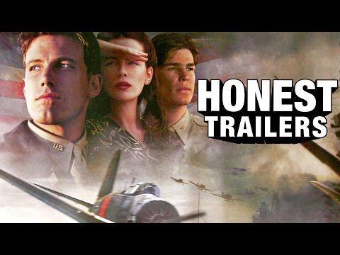 Pearl Harbor Movie, Ripped Apart by Honest Trailers (Watch) - https://www.warhistoryonline.com/whotube-2/pearl-harbor-ripped-apart-watch.html