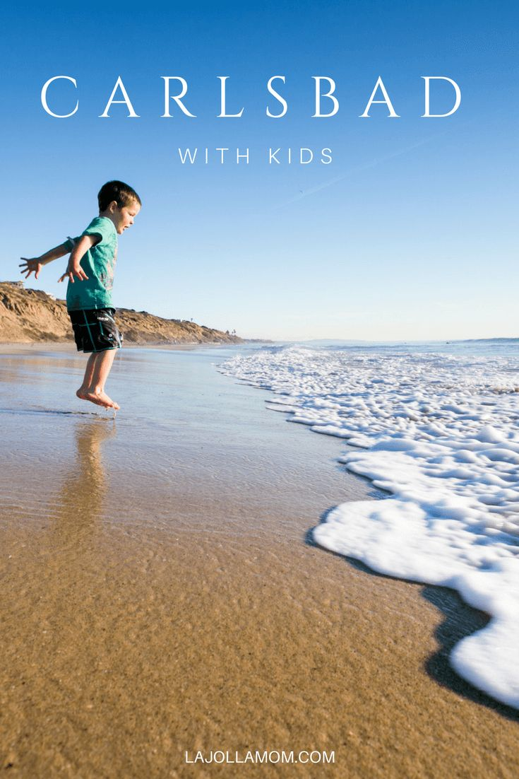 This is why your kids will love making Carlsbad, California part of your San Diego vacation. via @lajollamom
