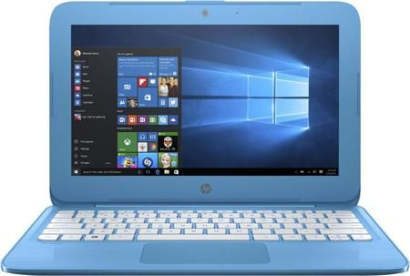 """HP HP Stream 11-y000ur (Intel Celeron N3050 1600 Mhz/11.6""""/1366x768/2048Mb/32Gb SSD/DVD нет/Intel® HD Graphics/WIFI/Windows 10 Home)  — 17990 руб. —  Ноутбук HP Stream 11-y000ur выглядит ярко и привлекательно. Он пригодится всем, кто часто отправляется в поездки.Ноутбук для путешествий. Характерные особенности этой модели – сравнительно небольшой вес и тонкий корпус. Благодаря этому ноутбук удобно брать с собой в деловые и туристические поездки. Емкий аккумулятор позволяет работать до…"""