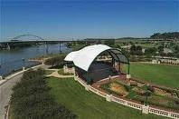 Best place to go for walks--Riverfront in Sioux City, Iowa