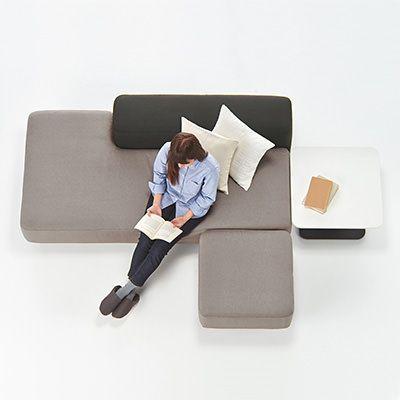ソファベンチ本体 幅180×奥行90×高さ60.5cm | 無印良品ネットストア