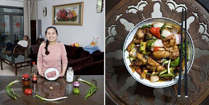Φωτο-ταξίδι γεύσεων σε όλο τον κόσμο με σεφ... γιαγιάδες!  Κίνα, Hui Guo Rou (διπλομαγειρεμένο χοιρινό με λαχανικά)
