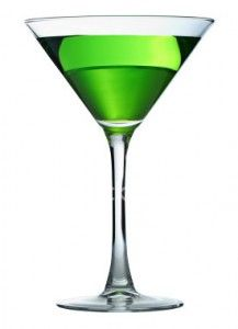 The Big Apple Tini - Inspired by the New York Jets