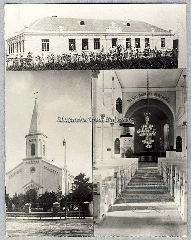 Plasa Arciz. Arciz. Căminul Cultural şi alte imagini