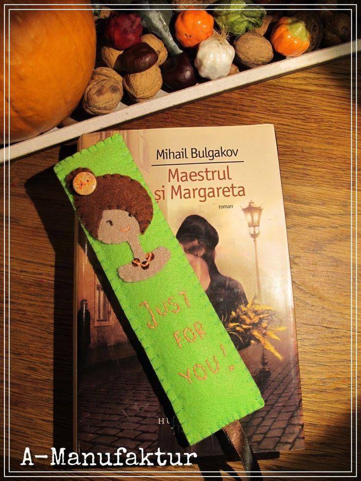 Bookmark by A-Manufaktur