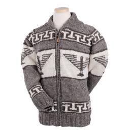 Phoenix Sweater Fleece Lined, Medium Natural, XL : P'LOVERS