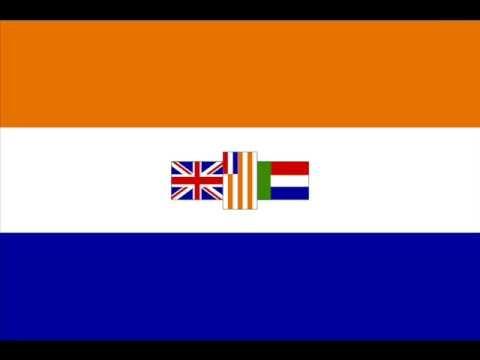 Die Stem van Suid Afrika-South Africa National Anthem 1957 to 1994
