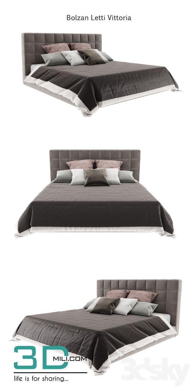 awesome 86. Bed 3D Models Free Download Download here: http://3dmili.com/furniture/bed/86-bed-3d-models-free-download.html
