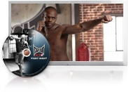 TapouT XT :FIGHT NIGHT XT DVD