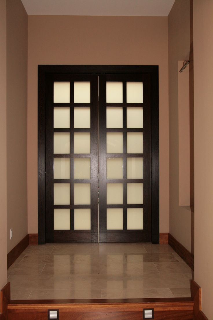 1000 images about amberwood interior doors on pinterest for Small double french doors