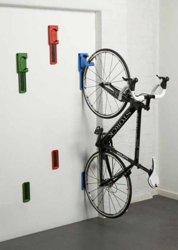 Bicycle Wall Mount And Other Bike Racks That Amaze You Amaze