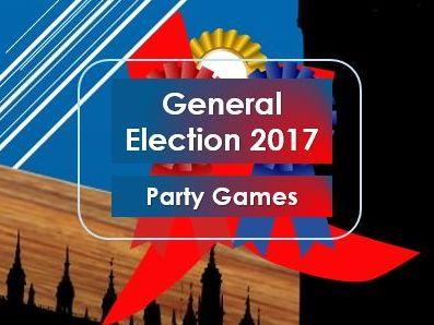 Citizenship: General Election 2017 Games (Bundle)