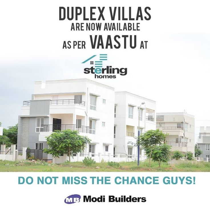 Get Duplex / luxury villas at Gundlapochampally near kompally in Hyderabad from the experts Modi Builders, delivering quality housing at affordable prices