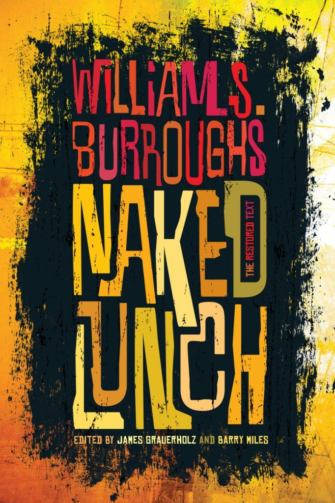 Collecting the olympia edition of naked lunch