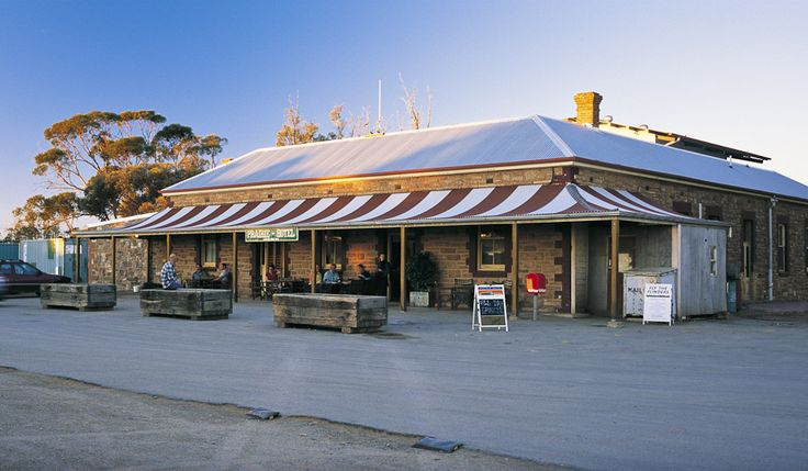 Stay at an Aussie Pub: 100 Things To Do Before You Die